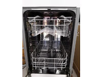 Integrated Slimline Beko Dishwasher