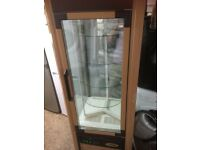 Refrigerated cake display case £300 can deliver