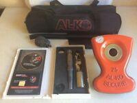 ALKO Al-ko Caravan Wheel Lock Kit No 25 - Excellent condition