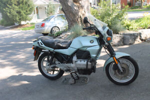 1987 BMW K75C **REDUCED PRICE**