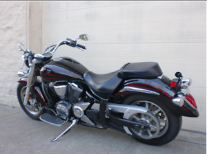 *YAMAHA V-STAR 1300 motorcycle*