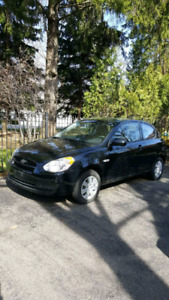 2011 Hyundai Accent L ONLY 15,000km