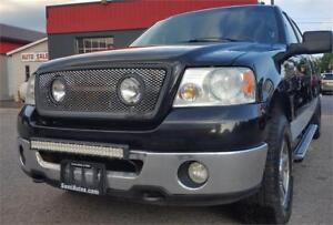 2007 Ford F-150 XLT 2 YEARS WARRANTY