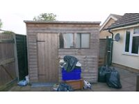 Shed 8ft x 6ft