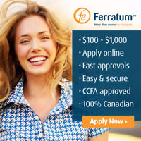 $1,000 Online Cash Loans: Deposited To Your Bank