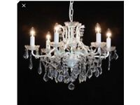 Beautiful Crystal chandelier new