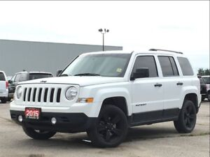 2015 Jeep Patriot SPORT**ALTITUDE**4X4**AIR CONDITIONING**