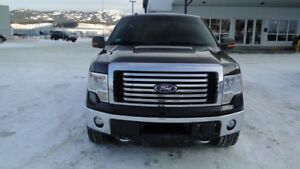 2012 Ford F-150 XLT 4x4 SuperCrew 157 in