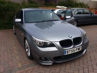 BMW 5 series Msport SWAP or Px
