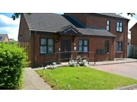 Two Bedroom Bungalow - Suitable for Applicant age 55+ Adapted for a Wheelchair User