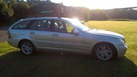 Mercedes C270 CDI Elegance Auto 5-Door Estate