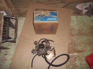 Rochester 2 barrel Carburetor mid 70's Pontiac v6
