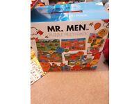Mr men jigsaw pack of 10