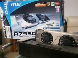 Amd radeon msi 7950 graphics card