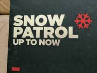 Limited edition Snow Patrol collectors box