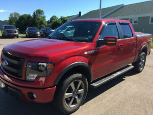 2013 Ford F-150 SuperCrew FX4 Pickup Truck 5L