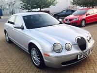 2006 Jaguar S Type.Top of the Range.Full Service History Mostly from Jaguar. Long Mot