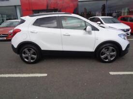 Vauxhall Mokka SE CDTI S/S (white) 2014-05-16