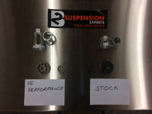 B2 Suspension Experts your Maritime source for Forks and Shocks