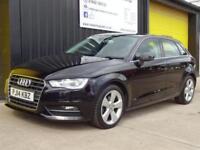2014 (14) Audi A3 2.0 TDi 150 Sport 5dr Diesel £20 road tax