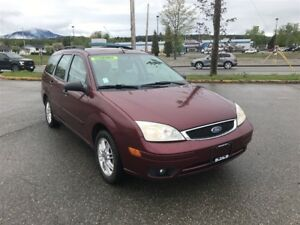 2007 Ford Focus SES A/C, Cruise, Fog lights