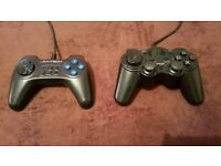Playstation 2 Controllers - £5