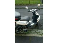 Scooter for sale cat c spares or repairs