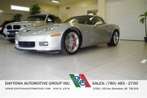 2007 Chevrolet Corvette Z06 ONLY 36,000KMS NO ACCIDENTS LOADED