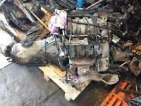 Mercedes CLK w209 engine / GEARBOX available
