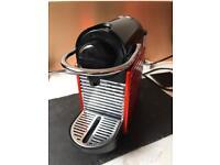Krups coffee machine.