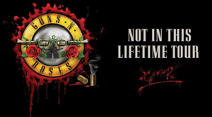Guns n' Roses 2 Front stage Pit tickets (sold out!)