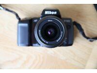 Af-S Nikkor 18-55mm 3.5 ED DX lens