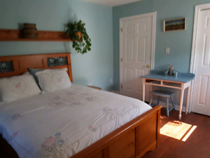 Fall cottage rental Jemseg/Whites Cove