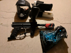 Tippman and accessories
