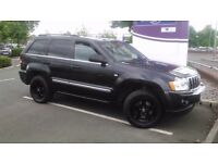 Jeep grand cherokee limited 3.0 crd 4x4