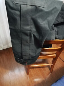 Motorcycle chaps