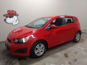 2012 Chevrolet Sonic LS  ***Come See this Car at Heritage Place*
