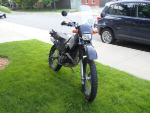 2006 YAMAHA XT 225 - BLUE PLATED ENDURO WITH LOTS OF UPGRADES