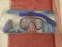 Snorkelling kit *brand new*