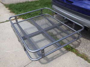 Basket Style Cargo Carrier