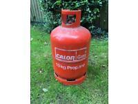 Calor gas bottle - empty