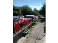 West London Home, Residential 63ft narrowboat for sale