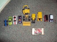 toy/model cars