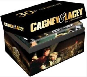 NEW PRICE Cagney and Lacey Complete Series 30th Anniversary Ed.