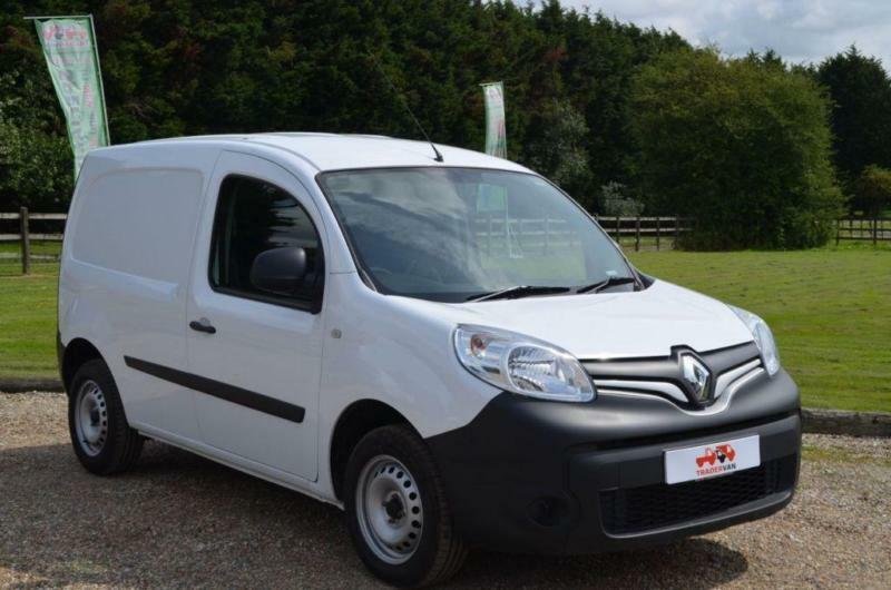 7f18beaa30 2015 65 RENAULT KANGOO 1.5 ML19 DCI 1D 75 BHP DIESEL - CHOICE OF OVER 40