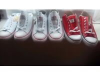 Men Women Converse All Star Chuck Taylor Unisex Trainers size 5 and 6