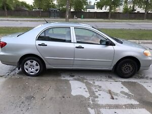 2004 Toyota Corolla CE: Safetied