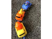 3 elc magnetic cars