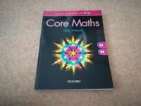 AQA Core Maths C3 and C4 - Excellent condition