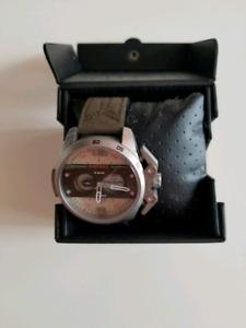 Diesel chronograph watch